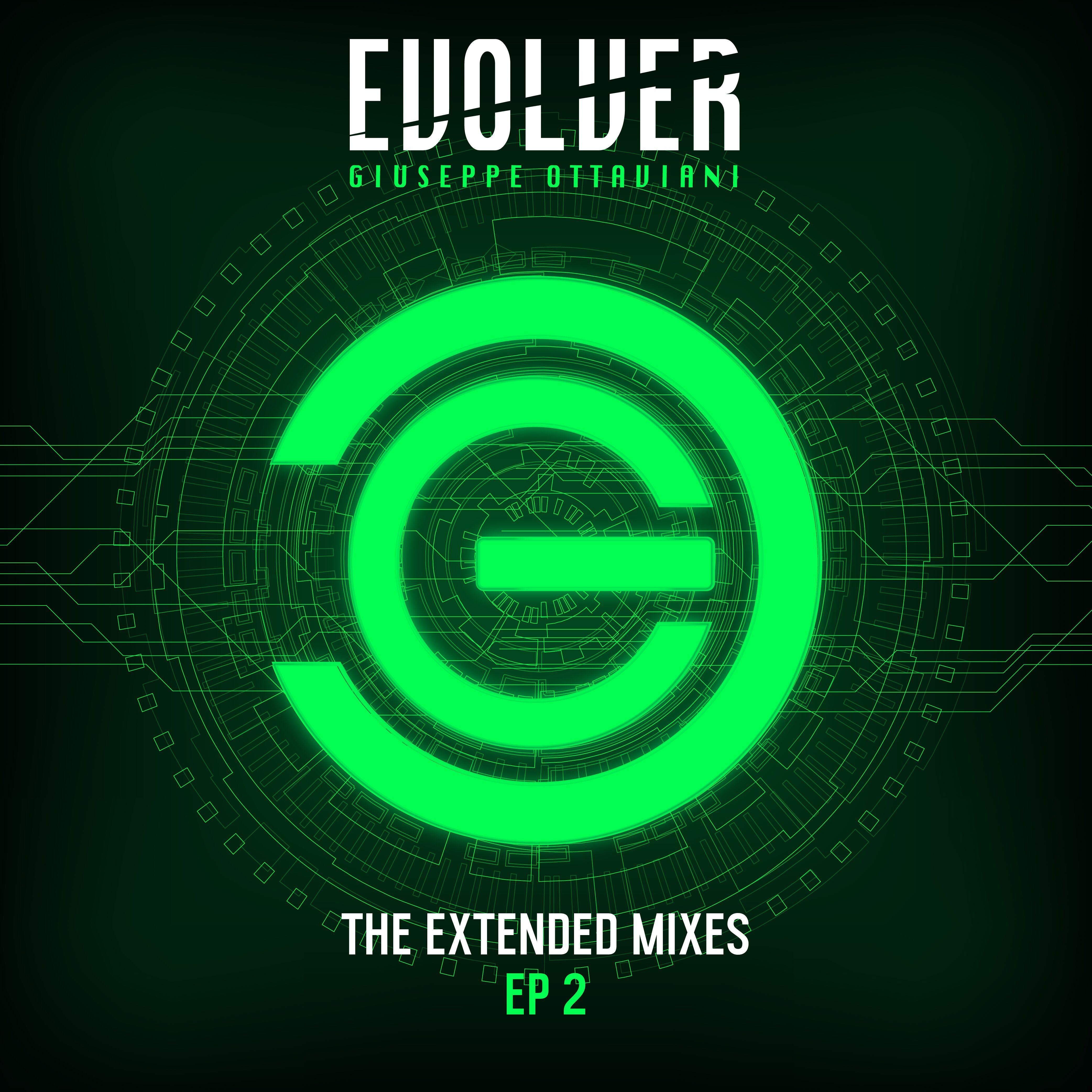 Giuseppe Ottaviani – Evolver Extended EP 2