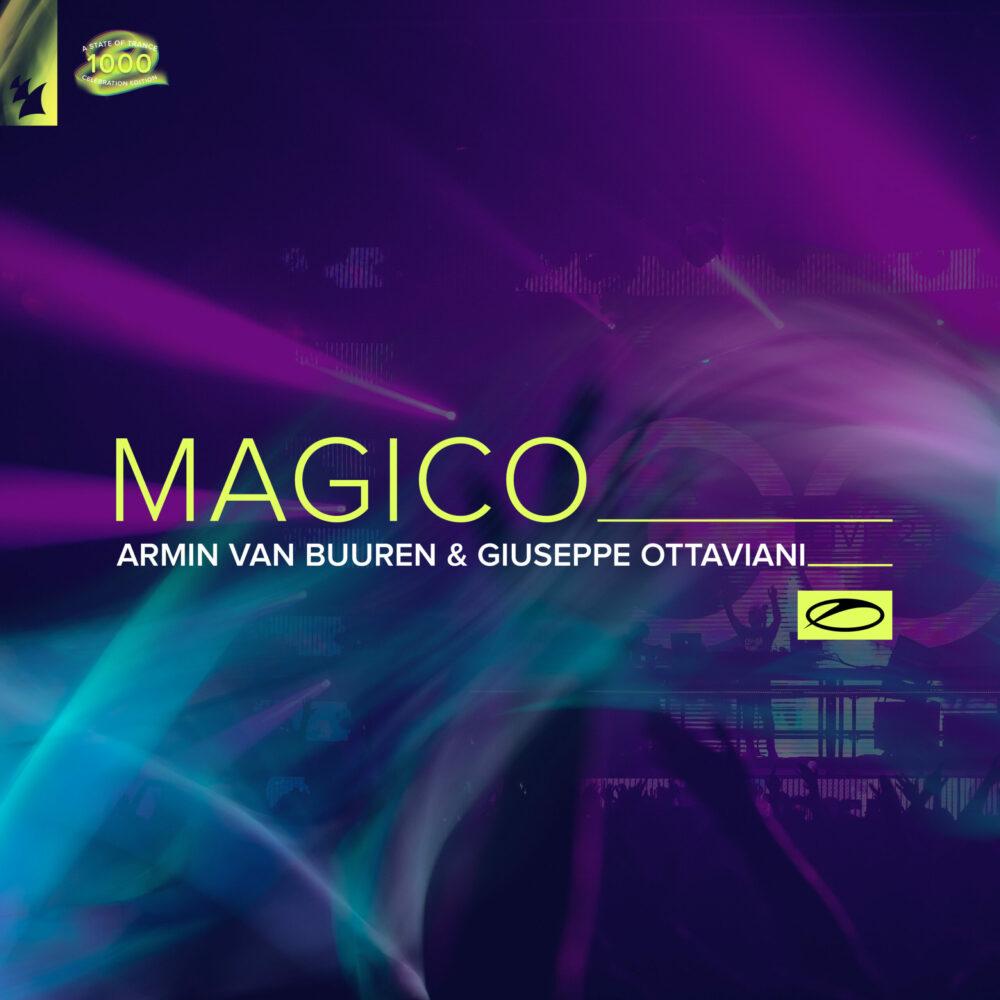 Armin van Buuren & Giuseppe Ottaviani – Magico [Armind]